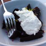beets with mascarpone