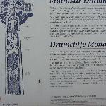 Information about monastery and high cross details