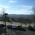 View of foothills of Simi Valley