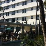 Miami beach staple - on ocean drive