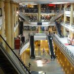 The Mall next door to Centrepoint Hotel