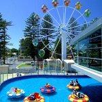 Beachouse Bumper Boats and Ferris Wheel!