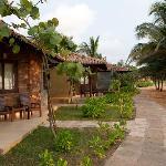 Beach Front Villa Rooms
