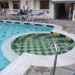 Swimming pool and Baby pool