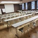 Konferenzräume im 1. OG mit Blick aufs Schloss