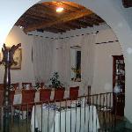una sala
