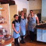 Foto van Lucy's Tearoom and B&B
