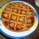 Giuzzy's dessert