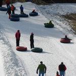 Ski Butternut's Tubing Hill