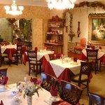 Empress Tea Room Dining