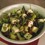 Feta & Broad bean Salad