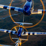 Stallion 51 offers orientation flights in the P-51 Mustang and the L-39 Jet.