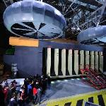 Juracopter, which is the biggest 4D cinema in Turkey with six effects