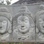Lord Shiva in different expressions
