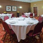 Flexible meeting space and professional onsite catering services
