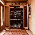 Wine Spectator award winning wine list