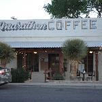 Marathon Coffee Shop, Marathon, Texas