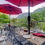 Patio Dining w/View
