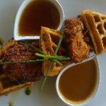LOCAL Chicken and Waffles
