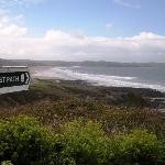 A coastal stroll