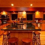 Gourmet Chef's Kitchen