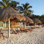 Zamas Beachfront Cabanas
