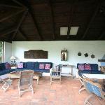 Outdoor commonroom