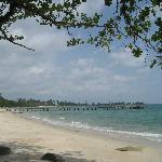 The stunning Otres Beach