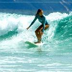 Surf in Jamaica