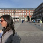 Plaza Mayor with Context Travel docent