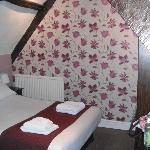our cosy little room
