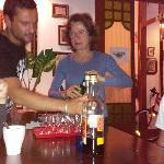 Joao und die Mama vom Lisbon Home