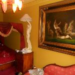 French Boudoir Room