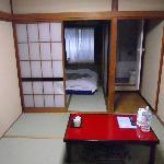 Camera doppia con bagno i camera