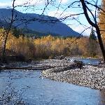 Methow River at Wolfridge Resort