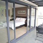 Rozelle room balcony