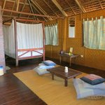 Island suite room