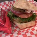 Divine Burger