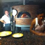 Giuseppe e ...le sue pizze!!!