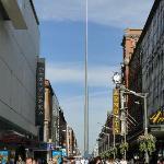 Henry Street, Dublin, Irlanda.