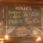 The Hours at The Local