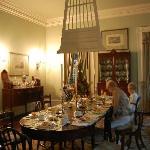 Linden's diningroom