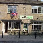 Best coffee in Grassington served here!