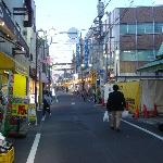 Near Shiinamachi Station