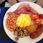 Full English Brekkie - Yummy!
