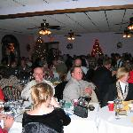 THE place to have special events - decorated for the Community Christmas Gala!