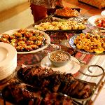 wonderful dinner