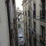 petit balcon !