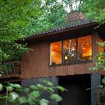 Cardinal cottage