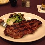 12 oz. NY strip